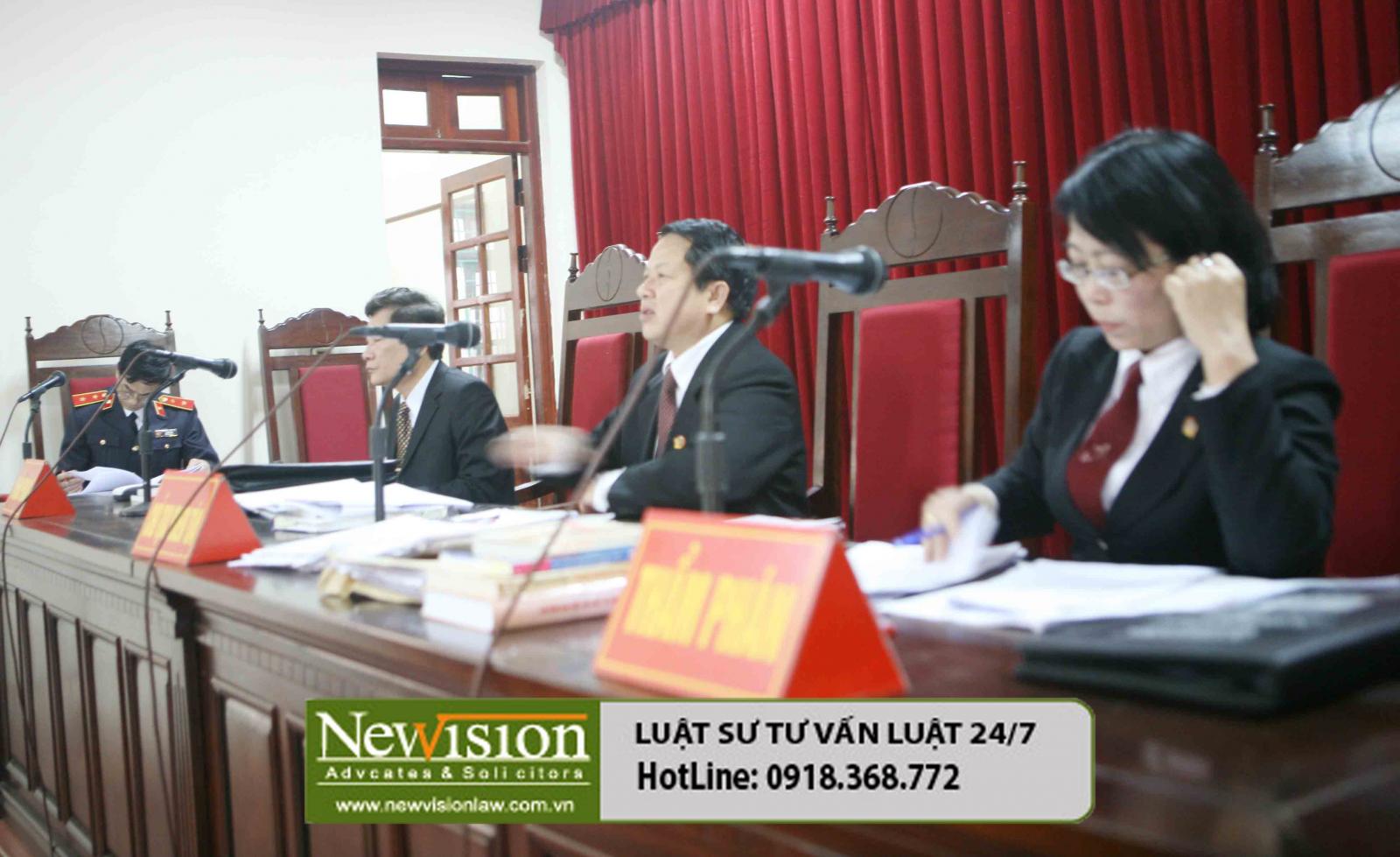 Công ty Newvision Law tham gia vụ việc tranh tụng quyền sử dụng đất tại tòa án sơ thẩm tỉnh Lạng Sơn