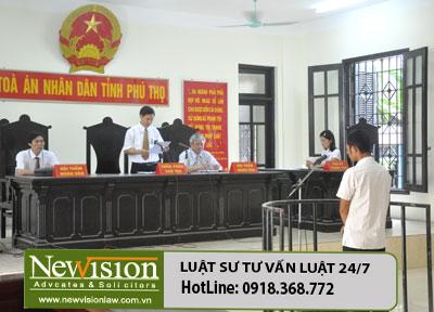 Công ty NewVision Law tham gia vụ án dân sự tại tỉnh Phú Thọ