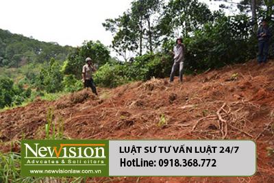 Tranh chấp quyền sử dụng đất tại tỉnh Lạng Sơn