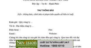 thu-thong-bao-canh-bao-vi-pham-ban-quyen-huu-tri-tue