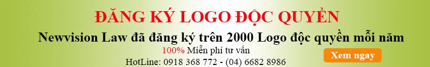 banner đăng ký logo độc quyền