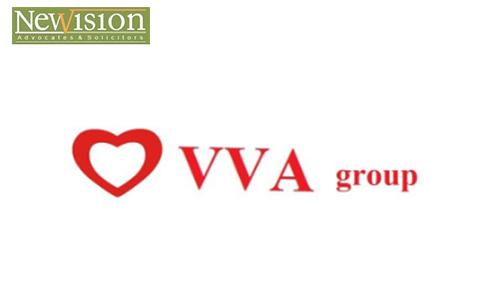Newvision Law đại đăng ký bảo hộ nhãn hiệu VVA group cho cá nhân