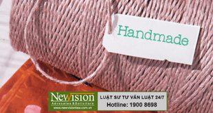 Đăng ký nhãn hiệu cho đồ Handmade