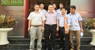 Buổi gặp gỡ, làm việc giữa NewVision Law với đại diện các HTX ở Làng nghề huyện Lạng Giang, Bắc Giang