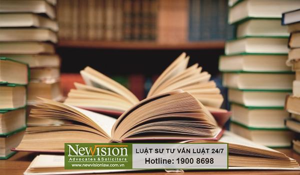 Thủ tục đăng ký bản quyền sách theo quy định pháp luật hiện hành