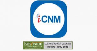 Hãng Luật NewVision đăng ký thành công nhãn hiệu iCNM