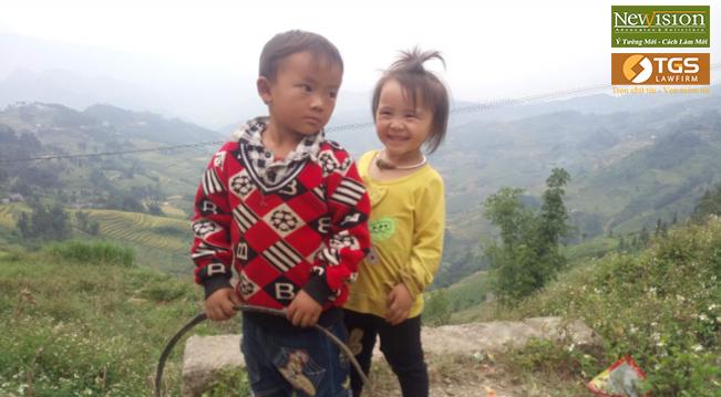 Học sinh tại trường tiểu học xã Pải Lủng, huyện Mèo Vạc, tỉnh Hà Giang