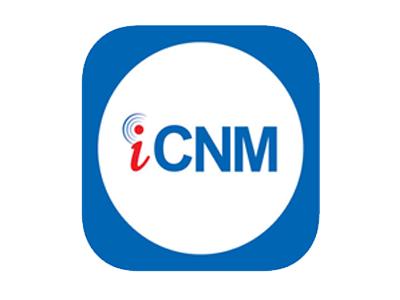 Logo nhãn hiệu iCNM