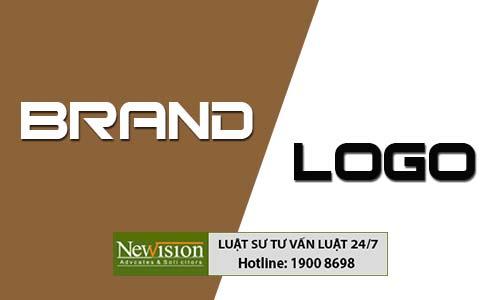 Phân biệt giữa nhãn hiệu và logo