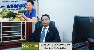ASANZO nhập hàng Trung Quốc dán mác Việt Nam - Có vi phạm hay không ?